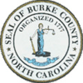 Burke County seal