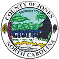 Jones County seal