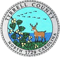 Tyrrell County seal