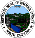 Watauga County seal