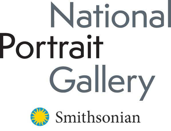 Logo for the Smithsonian National Portrait Gallery