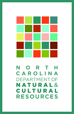 Image of the logo for the North Carolina Department of Natural and Cultural Resources.