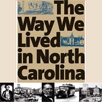Collection of articles about the social history of North Carolina.