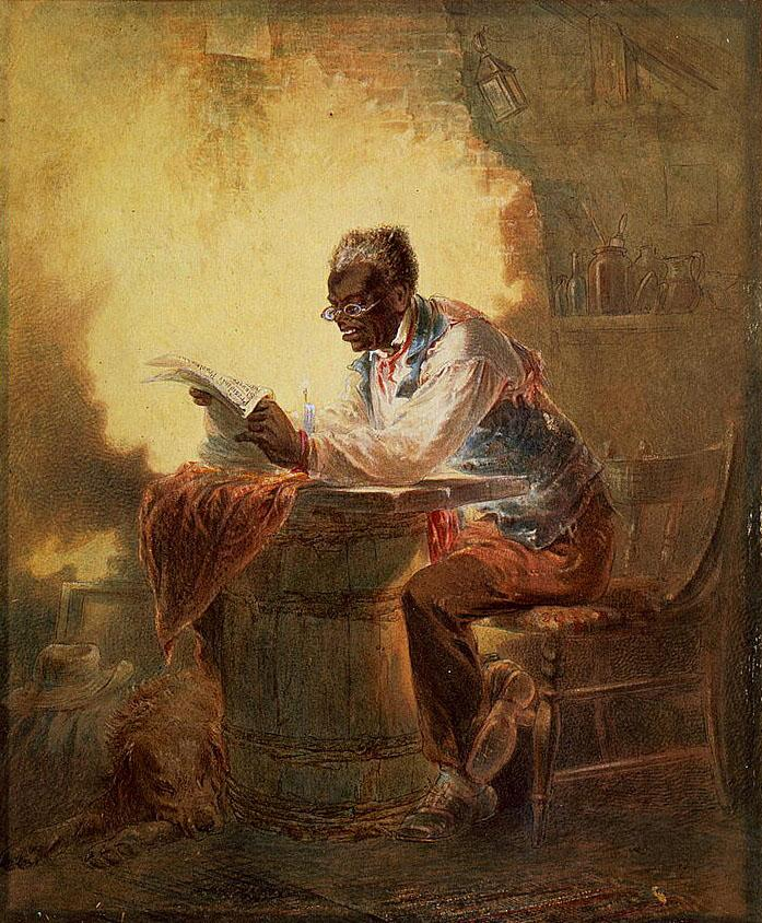 """<img typeof=""""foaf:Image"""" src=""""http://statelibrarync.org/learnnc/sites/default/files/images/3g02442v.jpg"""" width=""""697"""" height=""""844"""" alt=""""A black man reads of the Emancipation Proclamation"""" title=""""A black man reads of the Emancipation Proclamation"""" />"""