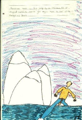 "<img typeof=""foaf:Image"" src=""http://statelibrarync.org/learnnc/sites/default/files/images/Rama_17.jpg"" width=""320"" height=""468"" alt=""Hanuman Makes a Big Jump"" title=""Hanuman Makes a Big Jump"" />"