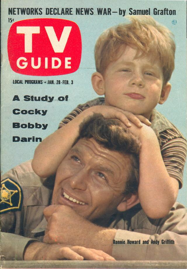 Andy Griffith, TV Guide