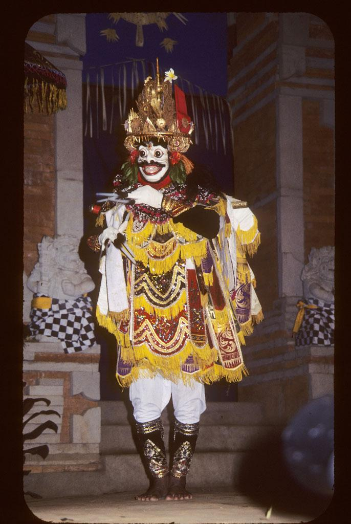 """<img typeof=""""foaf:Image"""" src=""""http://statelibrarync.org/learnnc/sites/default/files/images/bali_241.jpg"""" width=""""686"""" height=""""1024"""" alt=""""Full front view of Balinese male masked dancer"""" title=""""Full front view of Balinese male masked dancer"""" />"""