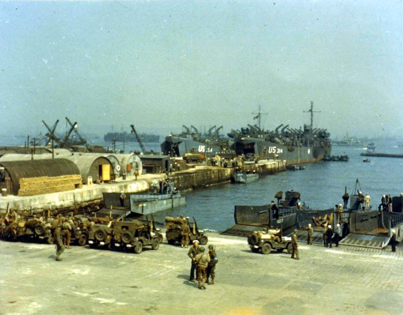 """<img typeof=""""foaf:Image"""" src=""""http://statelibrarync.org/learnnc/sites/default/files/images/c701.jpg"""" width=""""1380"""" height=""""1080"""" alt=""""Preparations for D-Day"""" title=""""Preparations for D-Day"""" />"""