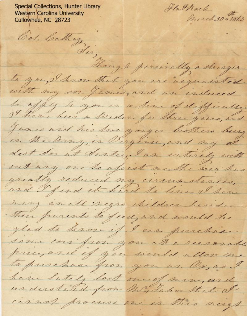 """<img typeof=""""foaf:Image"""" src=""""http://statelibrarync.org/learnnc/sites/default/files/images/cathey1.jpg"""" width=""""1204"""" height=""""1540"""" alt=""""Letter from Emma A. Shoolbred to Col. Cathey, 1863"""" title=""""Letter from Emma A. Shoolbred to Col. Cathey, 1863"""" />"""