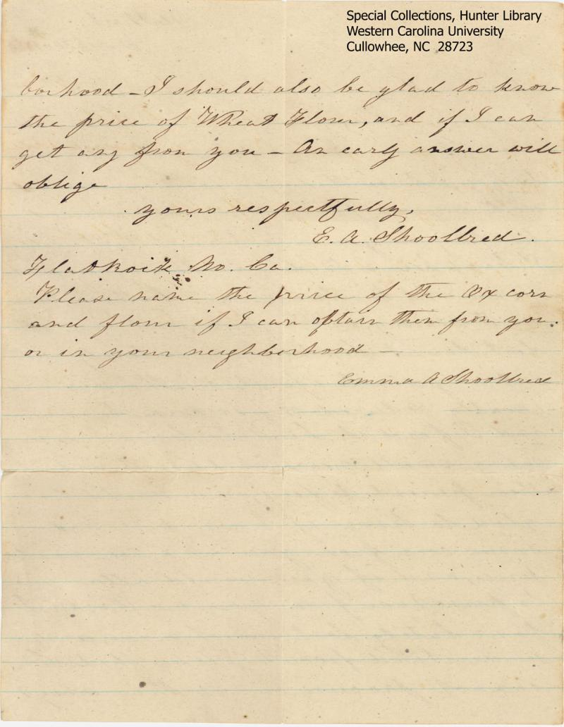 """<img typeof=""""foaf:Image"""" src=""""http://statelibrarync.org/learnnc/sites/default/files/images/cathey2.jpg"""" width=""""1208"""" height=""""1559"""" alt=""""Letter from Emma A. Shoolbred to Col. Cathey, 1863"""" title=""""Letter from Emma A. Shoolbred to Col. Cathey, 1863"""" />"""