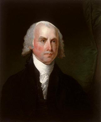 James Madison before he was president