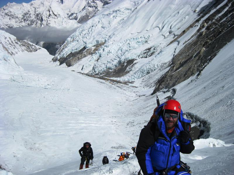 "<img typeof=""foaf:Image"" src=""http://statelibrarync.org/learnnc/sites/default/files/images/lhotse_face-resize.jpg"" width=""1024"" height=""768"" alt=""On the Lhotse Face "" title=""On the Lhotse Face "" />"