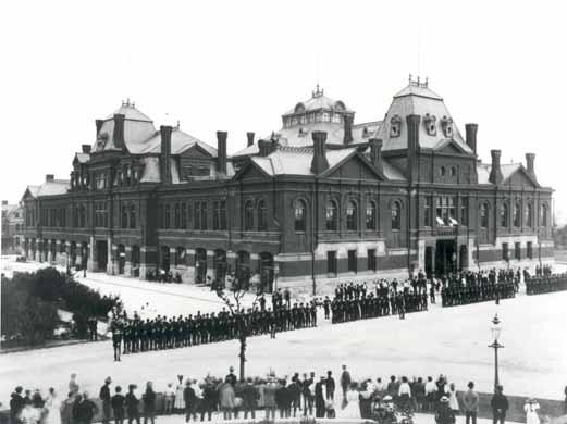 """<img typeof=""""foaf:Image"""" src=""""http://statelibrarync.org/learnnc/sites/default/files/images/pullman_strikers_outside_arcade_building.jpg"""" width=""""521"""" height=""""390"""" alt=""""The Pullman Strike"""" title=""""The Pullman Strike"""" />"""