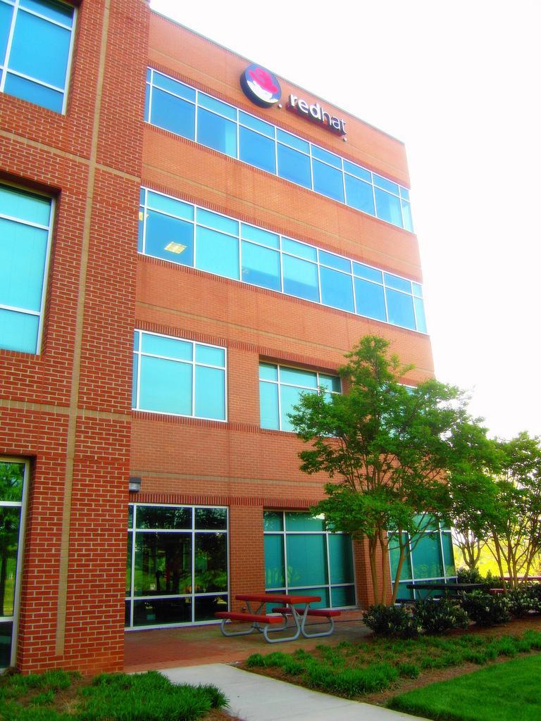 Corporate Headquarters for redhat, inc.