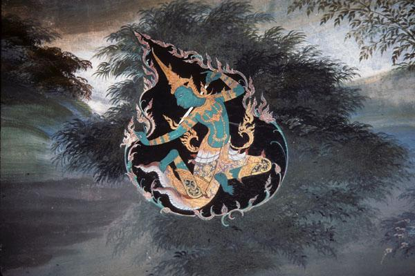 """<img typeof=""""foaf:Image"""" src=""""http://statelibrarync.org/learnnc/sites/default/files/images/thai_rama_189.jpg"""" width=""""600"""" height=""""400"""" alt=""""Flying god watching over Sita"""" title=""""Flying god watching over Sita"""" />"""