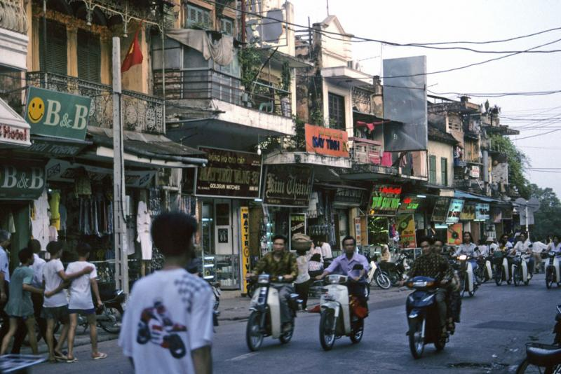 """<img typeof=""""foaf:Image"""" src=""""http://statelibrarync.org/learnnc/sites/default/files/images/vietnam_034.jpg"""" width=""""1024"""" height=""""683"""" alt=""""Old Quarter Hanoi commercial street with pedestrian and motorcycle traffic"""" title=""""Old Quarter Hanoi commercial street with pedestrian and motorcycle traffic"""" />"""