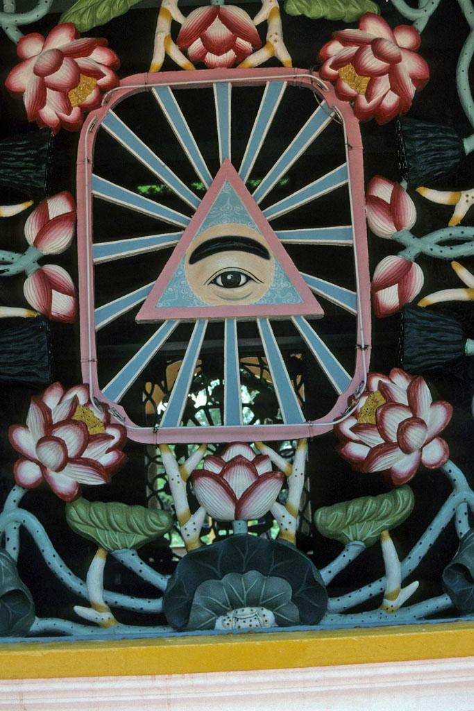 """<img typeof=""""foaf:Image"""" src=""""http://statelibrarync.org/learnnc/sites/default/files/images/vietnam_177.jpg"""" width=""""683"""" height=""""1024"""" alt=""""All-Seeing Eye image in Cao Dai temple at Tay Ninh"""" title=""""All-Seeing Eye image in Cao Dai temple at Tay Ninh"""" />"""