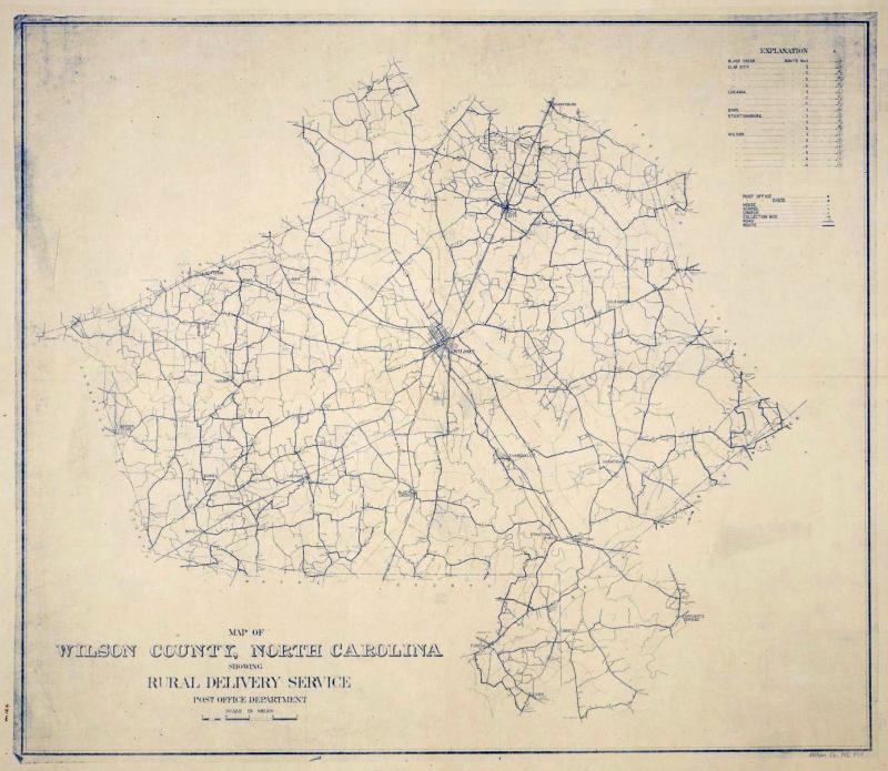 """<img typeof=""""foaf:Image"""" src=""""http://statelibrarync.org/learnnc/sites/default/files/images/wilson_rfd.jpg"""" width=""""1387"""" height=""""1205"""" alt=""""Map of Wilson County, North Carolina, showing rural delivery service """" title=""""Map of Wilson County, North Carolina, showing rural delivery service """" />"""