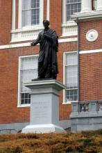 Statue of Horace Mann