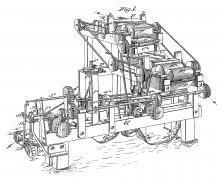The Bonsack machine