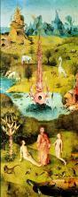 The Garden of Earthly Delights / The Garden of Eden