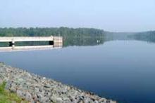 Cane Creek Reservoir