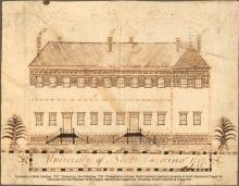 University of North Carolina, 1797