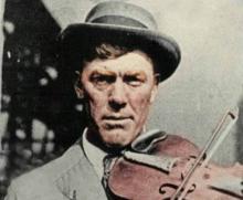 Fiddler Gid Tanner