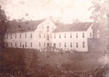 Alamance Cotton Mill