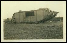 World War I tank