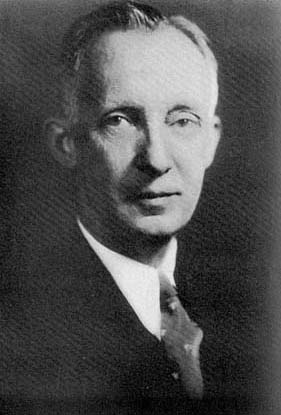 William Willard Ashe created the idea for the Academy of Science. Image courtesy of UNC.