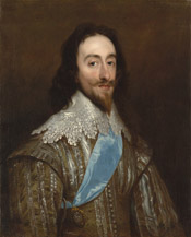 King Charles I of England