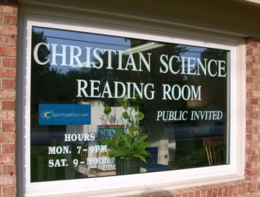 Christian Science Reading Room, Raleigh NC. Image available from Christian Science churches in North Carolina.