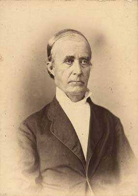 Edmund Dargan. Image courtesy of the Alabama. Dept. of Archives and History.