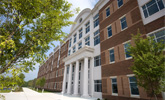 East Carolina University. Image courtesy of UNC System.