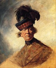 Portrait of Archibald Montgomery (1726-1796), circa 1783-84 by Sir Joshua Reynolds. Image from the Wikimedia Commons.