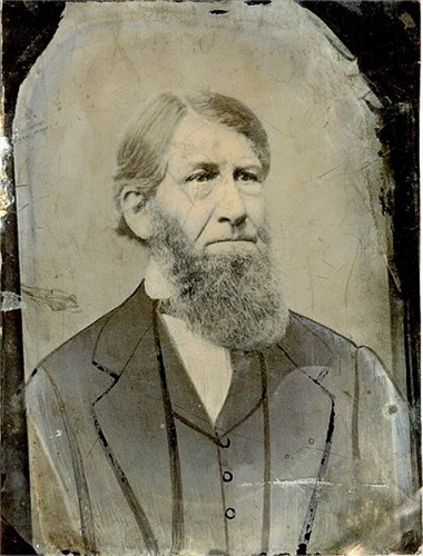 Herndon Haralson. Courtesy of Caswell County Historical Association.