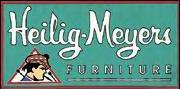 Heilig-Meyers Furniture logo. Image from the Wikipedia.