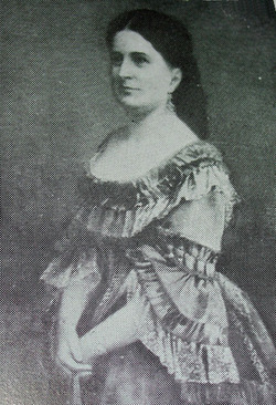 "Jane Claudia ""Mrs. Bradley T. Johnson"" Saunders Johnson"