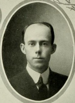 Image of William Henry Jones, from University of North Carolina at Chapel hill's yearbook Yackety yack, [p. 44], published 1911 by the University of North Carolina at Chapel Hill. Presented on digital nc.
