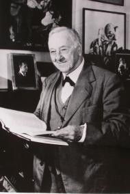Josephus Daniels, editor of the N&O. Image courtesy of the State Archives of North Carolina.