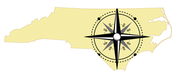 map of north carolina cities and towns. NC Map. Cities and towns