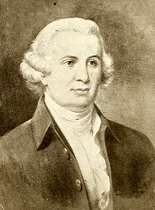 William Hooper (1742-1790). Image from the North Carolina Museum of History.