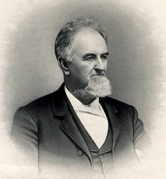 George Howard Junior (1829-1905), who worked as an editor on his father's newspaper, the Tarboro Daily Southerner. Image from the North Carolina Museum of History.