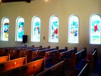 All Saints Anglican Church; Raleigh, NC. Image courtesy of All Saints website.