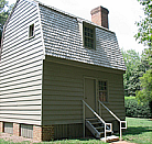 Andrew Johnson's birthplace, Raleigh, NC