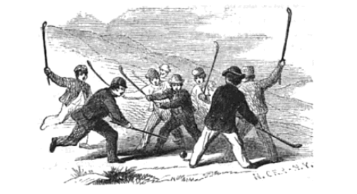 McConnell, J. (1864). The American Boy's Book of Sports and Games: A Repository of In-and-out-door Amusements for Boys and Youth, p. 104. New York: Dick & Fitzgerald.