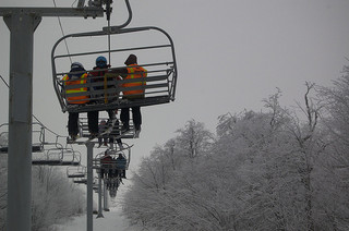 Beech Mountain, 2010. Image courtesy of Flickr user Mike Sagmeister.