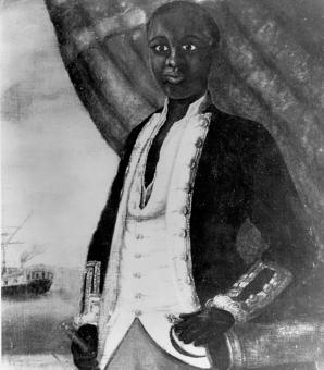 Black sailor during the US Revolution