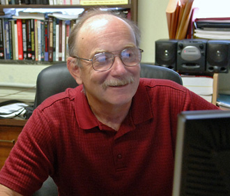 Dr. Michael D. Boyette. Photo from NCSU's Department of Biological and Agricultural Engineering Web site. http://www.bae.ncsu.edu/people/faculty/boyette/